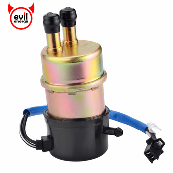 Zło energii 12 V 10mm wlot wylot pompa paliwa dla Honda CBR600F CBR600F2 CBR600F3 CBR600F4 TRX350 TRX350D
