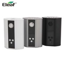D'origine Eleaf iStick TC 200 W Extensible Firmware Boîte Mod avec TC (Ti/Ni/SS/TCR)/VW Modes iStick TC200W Mod ecigarette