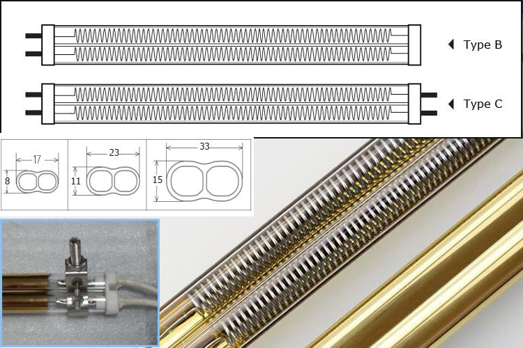 quartz heating element,Quartz heating tube,Quartz heater цена