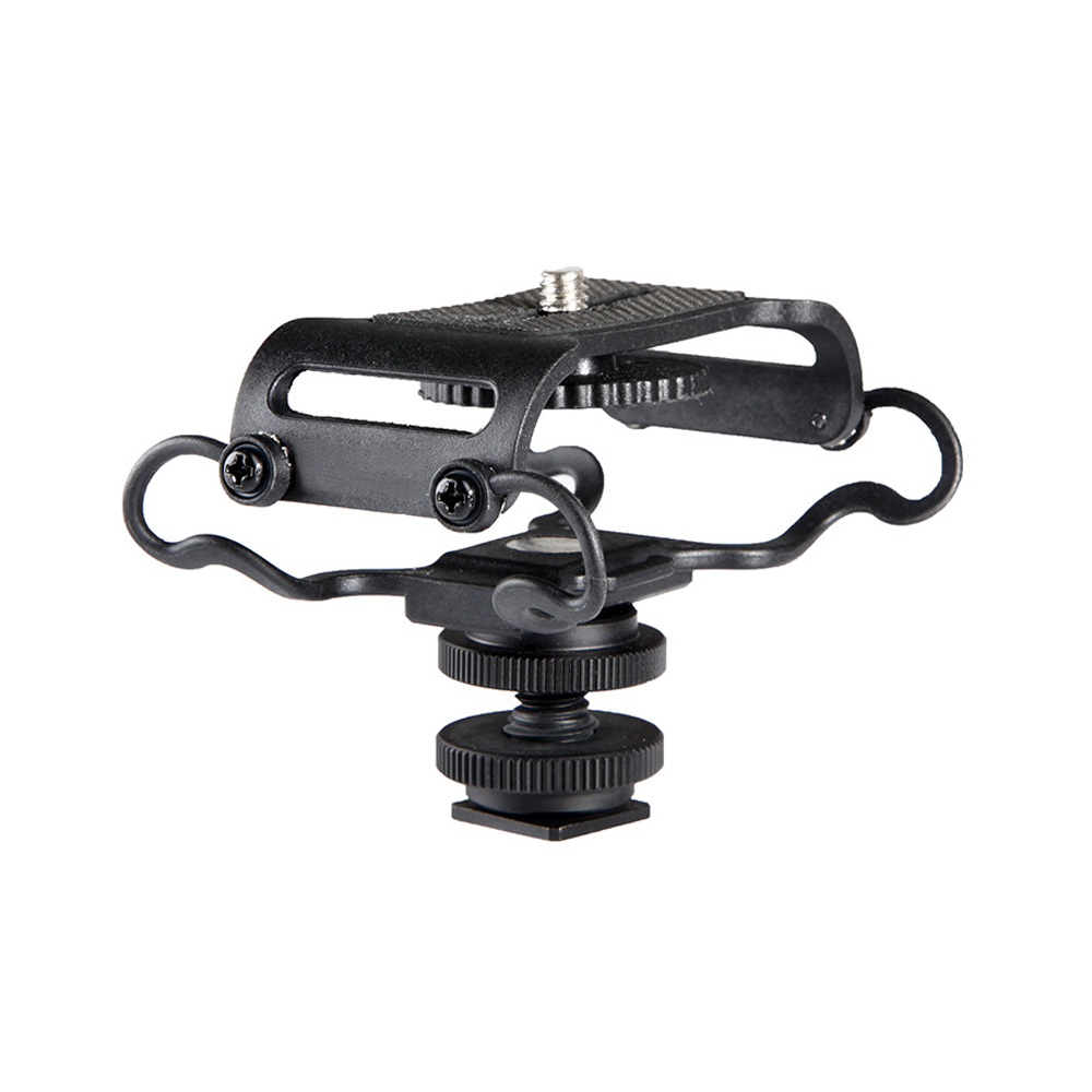 BY-C10 Microphone Shock Mount for Zoom H6/H5/H4n for Sony Tascam DR-05 DR-40 Recorders Microfone Shockmount Olympus Tascam