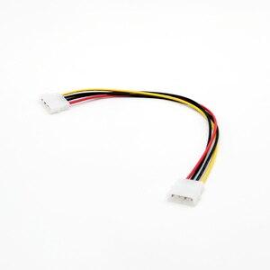 Image 5 - 20x4 핀 lp4 molex male 4 핀 male 플러그 전원 연장 어댑터 커넥터 케이블 30 cm/1ft