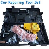 Portátil 220 V Car Reparação Tool Set Shaping Méson Máquina Dente Carro Carro Máquina De Solda Ferramentas de Cosméticos Com Manual de Inglês FC657