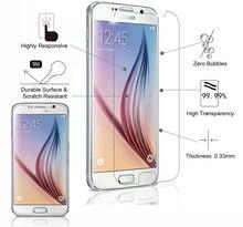SM-G920F Premium 2.5D 9H Tempered Glass Film for Samsung Galaxy S6 Protection decran verre trempe Garde for Samsung Galaxy S6