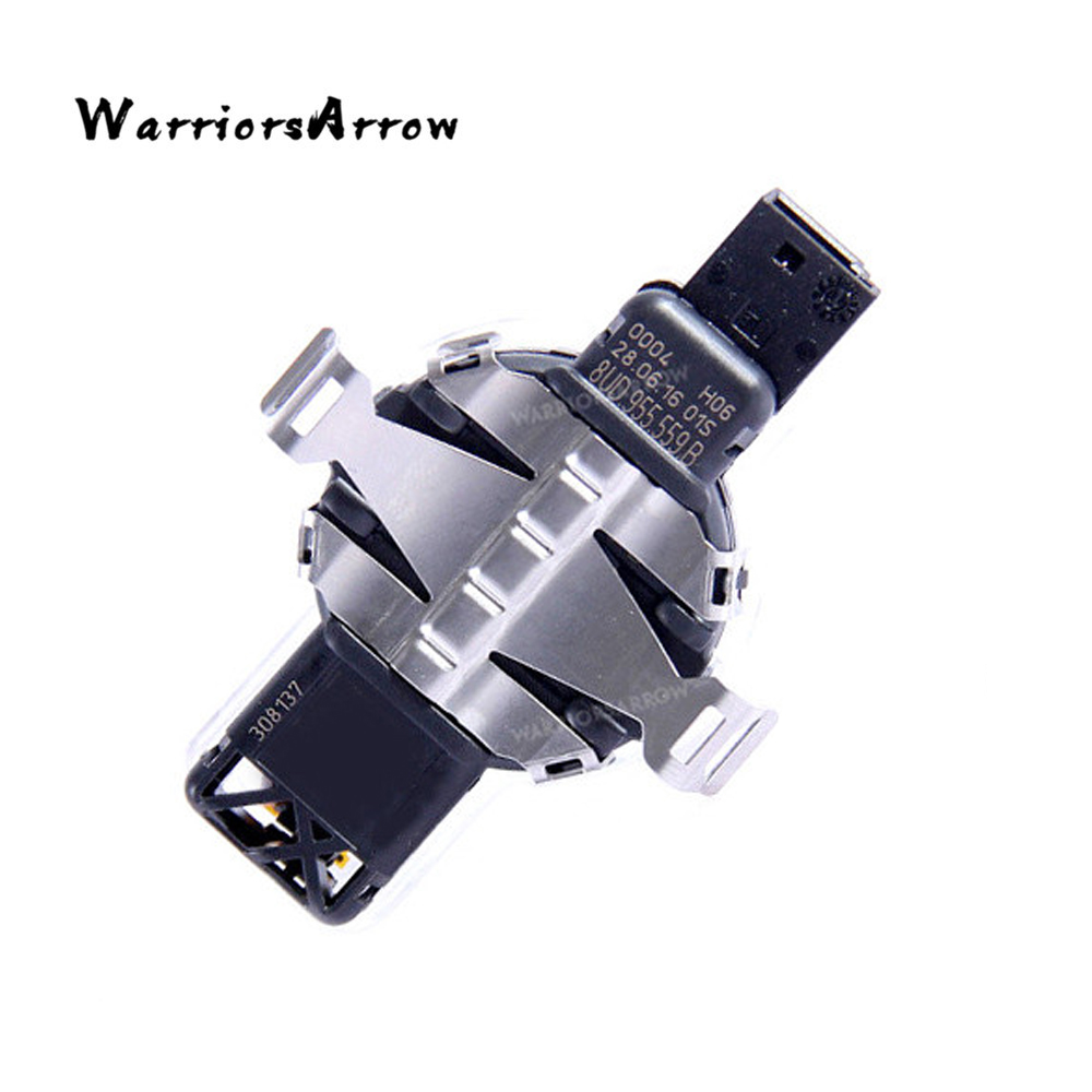 WarriorsArrow Rain Humidity Light Detection Sensor For Audi A1 A3 A4 A5 A6 A7 A8 Q3