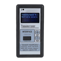 New Style M328 0.5 50M Transistor Tester