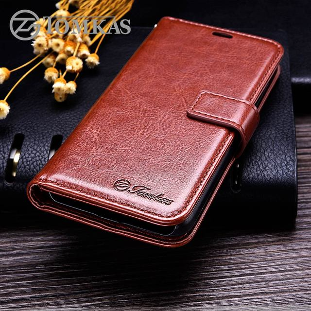 Wallet Flip PU Leather Cover Cases 5