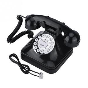 Image 1 - WX 3011 Vintage Multi Funktion Telefon Zu Hause Retro Wired Festnetz Telefon Alte Telefone für Home Hotel Büro Verwenden
