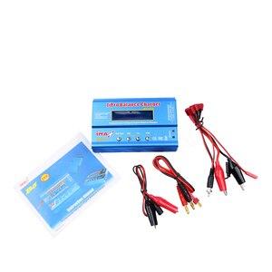 Image 5 - Kebidu Высокое качество Новый iMAX B6 Lipro NiMh Li Ion Ni Cd RC аккумулятор баланс Цифровое зарядное устройство Dis зарядное устройство светодиодный ным экраном