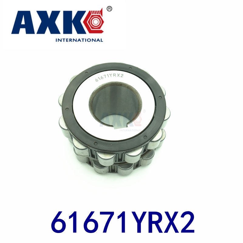 2018 Direct Selling Time-limited Steel Rolamentos Axk Double Row Bearing 61671 Yrx2 61671yrx2 2018 direct selling rushed steel thrust bearing bearing ucpa205 aperture 25mm