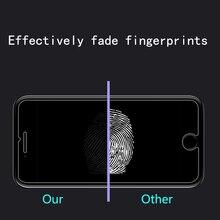 Protección de vidrio templado para iphone 6 7 5 S se 6 6 S 8 plus XS max XR de iphone 7 8 x protector de pantalla de vidrio en iphone 7 6 S 8