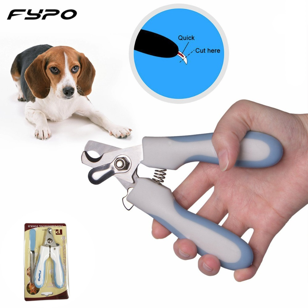 Aliexpress Buy Fypo Dog Nail Clipper Grinder Kit With Guard