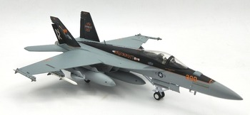 rare  Special Offer  1:72  American F18E  Fighter model  Carrier-based aircraft VFA-147  alloy  Collection Model