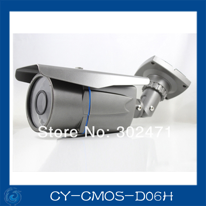 1/3CMOS camera 800TVL IR Camera HD CCTV IR Bullet Camera.CY-CMOS-D06H1/3CMOS camera 800TVL IR Camera HD CCTV IR Bullet Camera.CY-CMOS-D06H