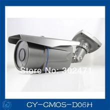 1/3″CMOS camera 800TVL IR Camera HD CCTV IR Bullet Camera.CY-CMOS-D06H