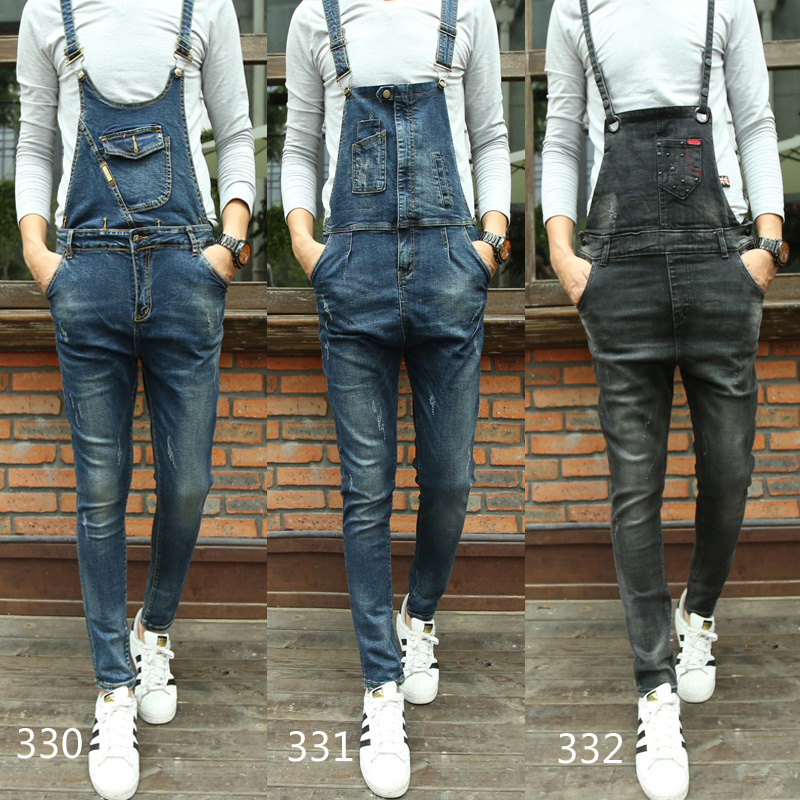 Casual Pièce Moustaches Costumes Bib Bomb Chanteur Rétro No Pantalon Mince Have Finition Courroie Jeans 331 Seule Bomb Stretch 2016 Vêtements Gaine 350 Hommes Stretch De 332 D'une 329 Maigre zqXxE