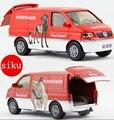 Высокая моделирования сплава автомобиля модели накатом, SIKU-1338 T5 Transporter, литье металла, развивающие игрушки, бесплатная доставка