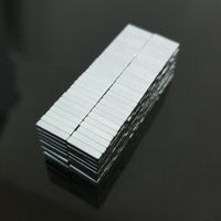 50pcs Super Strong Block Square Neodymium Magnets 10 x 2 x 2 mm Rare Earth Thin Craft Reborn Fridge NdFeB Magnetic Materials
