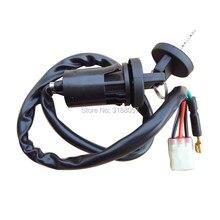 Kluczyk zapłonowy przełącznik pasuje do Honda TRX400EX TRX 400EX 1999 2000 2001 2002 2003 2004