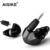X6 Original Moxpad fone de Ouvido Fones De Ouvido esportivos com Microfone, Os Telefones Celulares móveis, Cabo de Substituição + Isolamento de Ruído Fone De Ouvido de ALTA FIDELIDADE montar