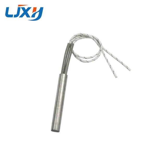 LJXH 10 pz/lotto AC110V/220 V/380 V Grande Qualità Mold Elemento Riscaldante Cartridge Heater 12x60mm Riscaldatori Tubo di Potenza 180 W/220 W/300 W