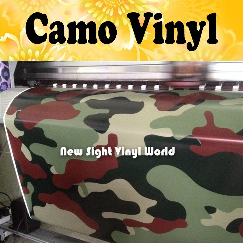 Jungle Military Camo Car Vinyl Wrap Military Camouflage Sticker Bomb Wrap Air Drain Car Wrapping Size:1.50*30m/Roll camouflage custom car sticker bomb camo vinyl wrap car wrap with air release bomb sticker car body sticker motorcycle sticker