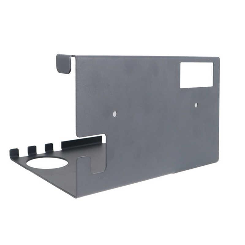 Permainan Aksesoris Dinding Bracket untuk Nintend Beralih Asli Berdiri Pro Controller Pemegang Aluminium Rak untuk Nintend Beralih
