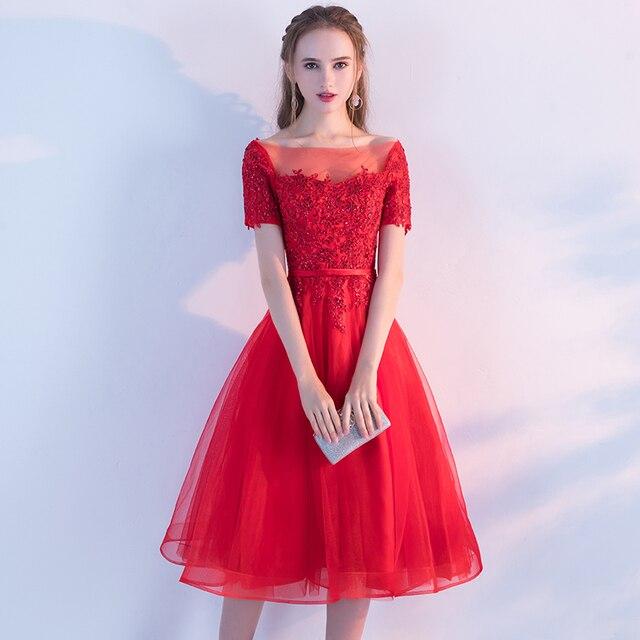 Товар SSYFashion New The Banquet Elegant Little Black Dress Bride ... f118f1f8547f