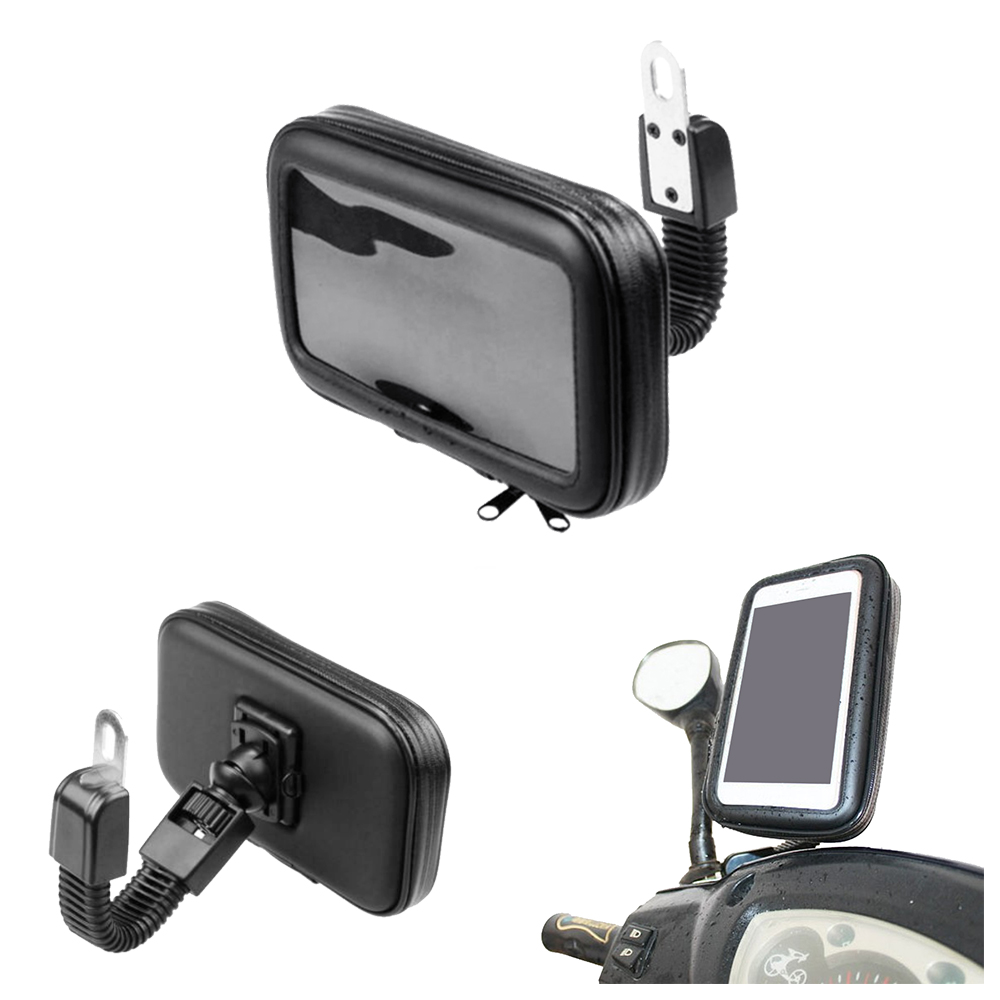 iphone 6 handlebar mount besegad waterproof motorcycle bike bicycle phone handlebar 5377