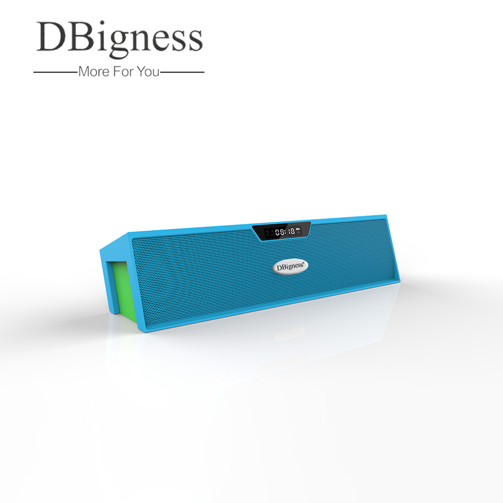 Enceinte Bluetooth Dbigness enceinte Portable HIFI sans fil caisson de basses Altavoz caisson de musique Hifi avec Radio FM enceinte USB TF