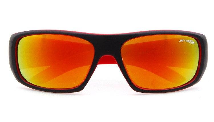 CARAZA Gafas De Sol Hombre gafas de Sol Arnette Hombres Logo Fashion Design  Gafas Mujeres Gafas