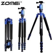 Big sale Zomei Z888 Portable Professional Aluminium Alloy Travel Tripod Monopod Z818 For SLR DSLR Digital Camera Five Colors Available