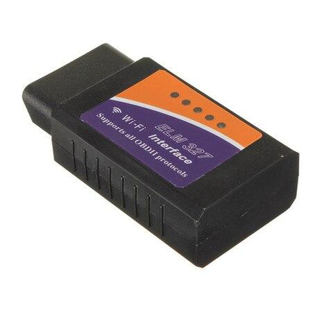 KROAK ELM327 Wireless WIFI OBDII OBD2 Car Diagnostic Interface Scanner Adapter for iPhone/iPad/iPod Multan