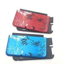 Üst Alt A E Kapak Plakaları Nintendo 3DS LL/XL Konut Case Kapak