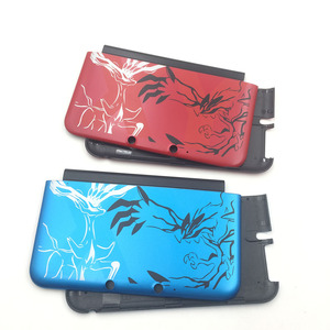 Image 1 - Üst Alt A E Kapak Plakaları Nintendo 3DS LL/XL Konut Case Kapak