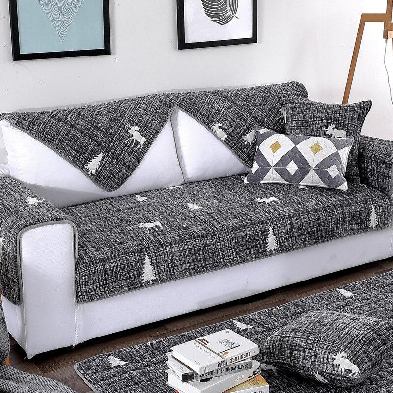 Aliexpress.com : Buy Plush Sofa Cover Towel Christmas Tree