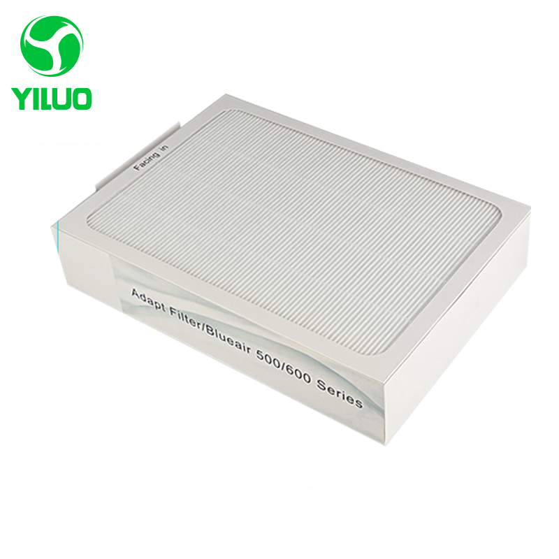 купить HEPA + activated carbon+deodorization filter, high efficient Composite multifunctional filter air purifier parts 503 510B 550E онлайн