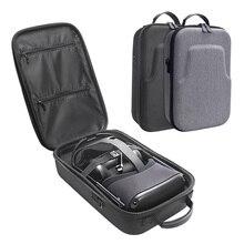 Новинка, хит, EVA, жесткий защитный футляр для путешествий, сумка для хранения, чехол для переноски, чехол для Oculus Quest, Система виртуальной реальности и аксессуары