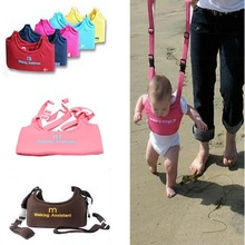Brand New Baby Infant Walking Belt Kid Toddler Walking Learning Assistant Harness Strap