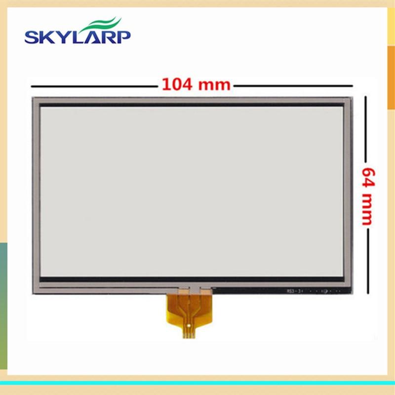 Skylarpu Nouveau 4.3 pouce écran Tactile pour TomTom GO 630 630 T GPS digitizer panneau de remplacement