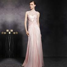 Free Shipping New Arrival Women's Prom Gown Ball Evening Dress V0090 vestido de festa