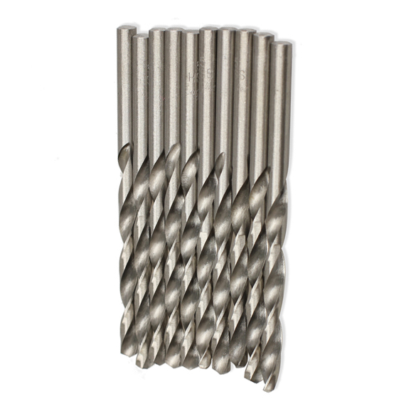 10PCS 5mm Micro Straight HSS Twist Drilling Auger bit for Electrical Drill New