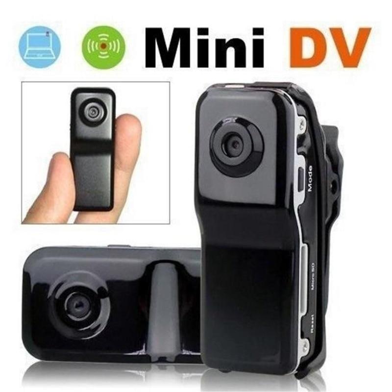 Mini MD80 Outdoor Portable Camera Mini DV HD Micro Cam Voice With 8GB TF Card