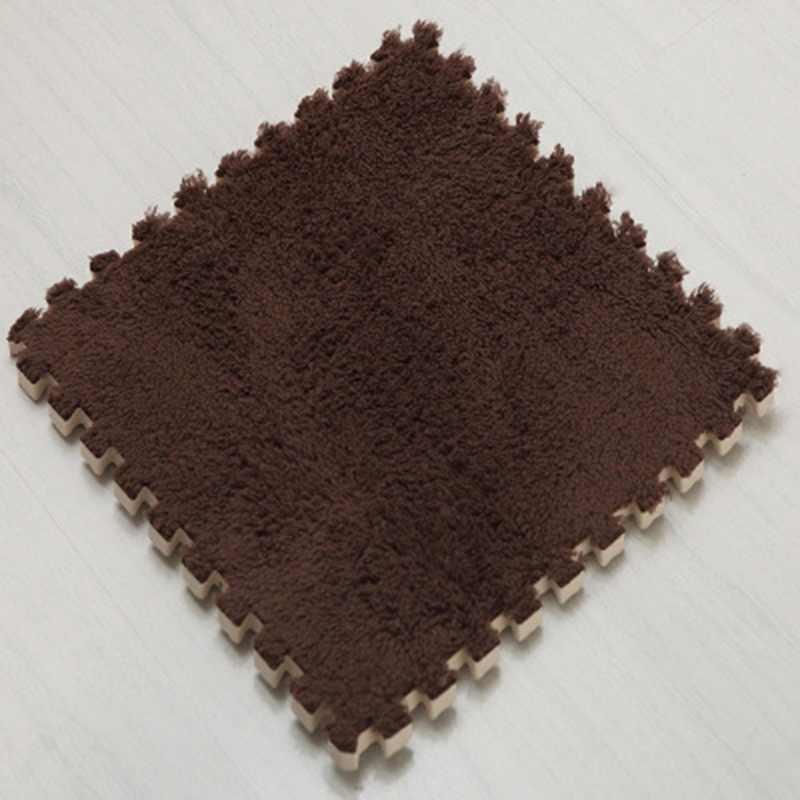 新ベビーキッズ幼児 Eva フォーム Playmats 床パズルをクロール連動運動フローリング再生マット 30*30 センチメートル
