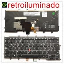 스페인어 Lenovo IBM Thinkpad X230S X240 X240S X250 X260 0C44711 X240I X260S X250S X270 01EP008 SP 라틴 LA