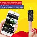 Инфракрасного Ночного Видения Камеры HD WIFI Беспроводной Пульт Дистанционного Мониторинга Камеры Невидимым Mini DV Camera Recorder Няня Камеры
