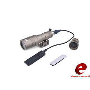 Image 1 - Element Airsoft Softair SF M300B Scout Tactical Weapon Flashlight Aluminum New Version For Hunting 250LM Output LED EX358
