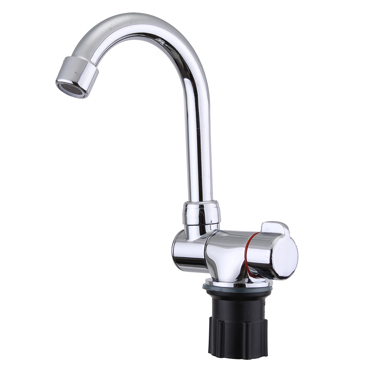 360 Degrees Rotation Faucet Boat Rv Caravan Yacht Turning Folding Kitchen Faucet Tap Bathtub Tap
