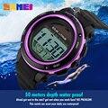 2016 Relojes Relógio Solar Digital Men Sports Relógios Relogio masculino Reloj De Lítio Marca Militar Homens Relógios De Pulso À Prova D' Água