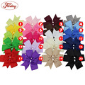 "1 piece 5"" Fashion Girls Women Big Daily Pinwheel Bow Clips Hairpins Hair Clip Fashion Headwear Hair Accessories for Women Kids"