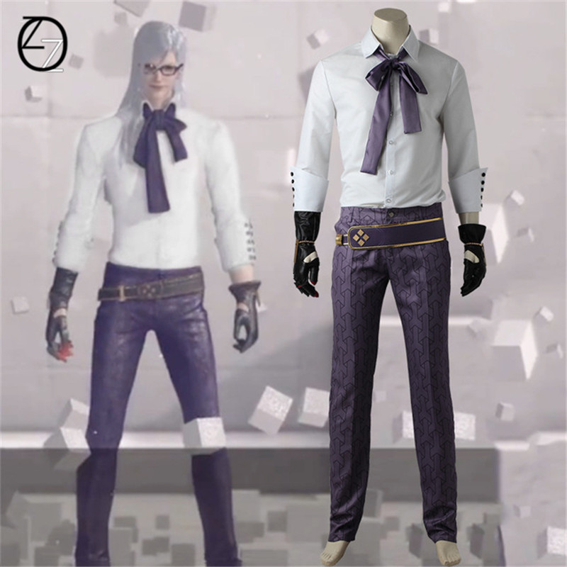 NieR Automata Adam Cosplay Costume Halloween costumes for adult office suit  fancy costume custom made cosplay NieR Automata-in Movie & TV costumes from  ...